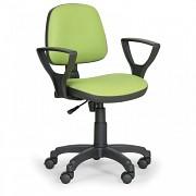 Krzesło robocze Milano Biedrax Z9782Z z podłokietnikami