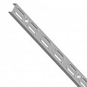 Listwa ścienna 50 cm (profil na ścianę) - kolor srebrny
