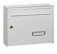 skrzynka pocztowa na listy, gazety, lakierowana biała - Biedrax SD6309