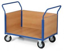 Wózek platformowy Biedrax PV4013 - 100x70cm