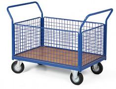 Wózek platformowy Biedrax PV4025 - 100x70cm