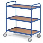 Wózek półkowy Biedrax PV1426 - 75x40cm