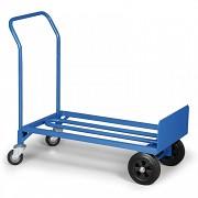 Wózek transportowy i platformowy w jednym Biedrax R1495