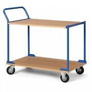 Półkowe wózki warsztatowe Biedrax PV5228 - 100x60cm