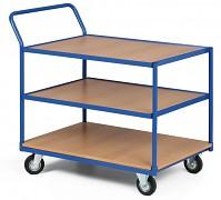 Wózek półkowy Biedrax PV4082 - 100x70cm