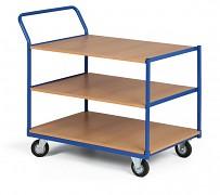 Wózek półkowy Biedrax PV4071 - 100x70 cm