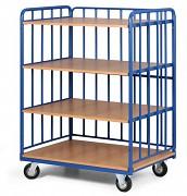 Wózek półkowy Biedrax PV4128 - 100x70cm