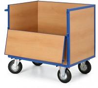 Wózek skrzynkowy Biedrax SV1490 - 100x70 cm