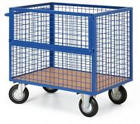 Wózek skrzynkowy Biedrax SV1489 - 100x70 cm