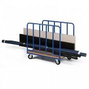Wózek transportowy na długi materiał Biedrax VDM4147