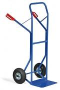 Sztaplowalny wózek transportowy Biedrax R4148 - koła-opony