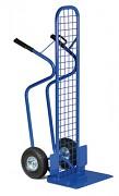 Sztaplowalny wózek transportowy Biedrax R4150 - koła-opony