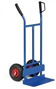 Sztaplowalny wózek transportowy Biedrax R4158 - koła-opony
