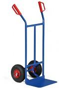 Sztaplowalny wózek transportowy Biedrax R4154 - koła-opony
