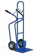 Sztaplowalny wózek transportowy Biedrax R4152 - koła-opony
