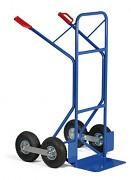 Wózek transportowy schodowy terenowy Biedrax R1475 - opony