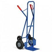 Wózek transportowy schodowy Biedrax R1476 - koła-opony