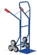 Wózek transportowy schodowy Biedrax R1472 - koła pełne