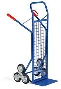 Wózek transportowy schodowy Biedrax R1473 - koła pełne