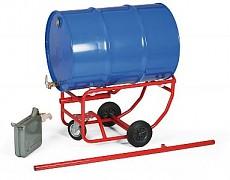 Wózek na beczki do przechowywania oleji Biedrax VS1529