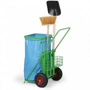 Wózek do sprzątania na zewnątrz Biedrax VU3300